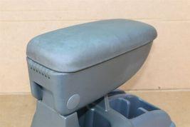 99 Suzuki Grand Vitara Center Console Armrest Arm Rest Storage Bin Cup Holder image 6