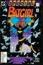BATGIRL SPECIAL #1-ONLY ISSUE-1988-HIGH GRADE FN/VF - $24.83