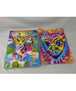Lisa Frank Jumbo Coloring Activity Book Dare to Dream Peace Love - $17.95