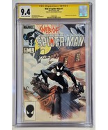 Web of Spider-Man #1 (Apr 1985, Marvel) CGC 9.4 SS Louise Simonson - $198.00