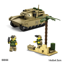 SA 1 pc USA M1A2 Kazi 2017 minifigure blocks lego Toy  model - $65.00