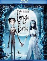 Tim Burton's Corpse Bride (Blu-ray Disc, 2006)
