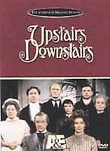 Upstairs Downstairs - The Complete Second Season DVD 2002 - 4-Disc Set -... - $14.25