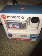 "Motorola (MBP667CONNECT) - 2.8"" Video Baby Monitor w/ WiFi Internet View... - £39.40 GBP"