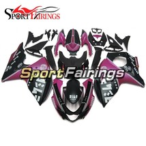 Purple Black Fairings For Suzuki GSXR1000 K9 2009 - 2016 Injection ABS Covers  - $445.98