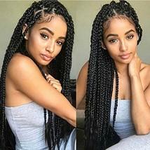 7Packs 22Inch Box Braids Crochet Braids Mambo Twist Braiding Hair 22roots Synthe