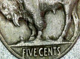 Buffalo Nickel 1913, 1915, 1916, and 1917  AA20BN-CN6076 image 5