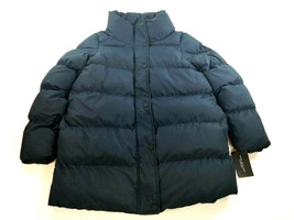 new MARC NEW YORK Andrew Marc women jacket coat Agnes MW8UP915 navy S MS... - $63.99