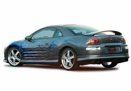 2000-2005 Mitsubishi Eclipse Wingswest Urethane Rear Lip part 890452 - $236.61