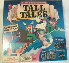 Tall Tales Story Telling Board Game - The Family Game of Infinite Storytelling - $25.15