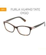 Furla Women's VU4943 Tate 01GQ Eyeglasses Frames - $84.95