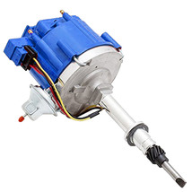 A-Team Performance Complete HEI Distributor 65K Coil 7500 RPM Compatible With Ch image 3
