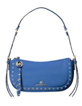 MICHAEL Michael Kors Camden Small Pochette Bag Vintage Blue - $125.00