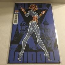 2020 Marvel Comics Black Widow J Scott Campbell Variant Cover #2 - $9.95