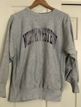Northwestern  Reverse Weave Champion Sweatshirt - $32.36