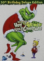 Dr. Seuss' How the Grinch Stole Christmas (50th Anniversary Deluxe Edition) DVD