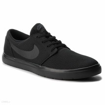 Nike SB Portmore II Ultralight Black Skateboarding 880271-001 Mens Size ... - $64.95