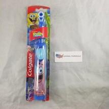 Colgate Spongebob, Patrick Star Powered Kids Toothbrush - Extra Soft Bristles - $6.19