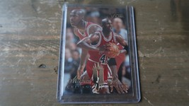 1995 Fleer Michael Jordan Card #326 - $4.94