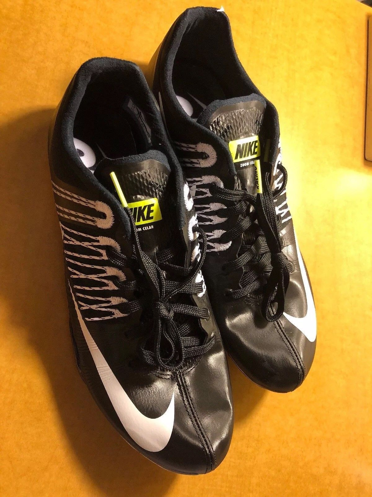 quality design b65d7 1402a Nike Zoom Celar 5 Black White  629226-017 and 50 similar items