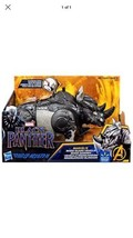 Marvel Black Panther Hasbro Deluxe vehicle Rhino Guard Vehicle - $18.80