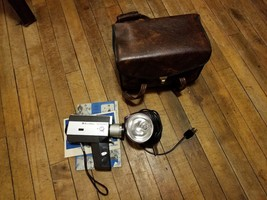Vintage Bell & Howell Super 8 Movie Camera with Focus-Matic model 339 wi... - $46.74