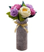 Artificial Flowers Decorative Bouquets Charming Imitation Flowers - £11.12 GBP