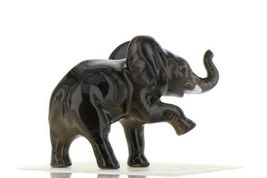 Hagen Renaker Miniature Elephant Walking Baby Ceramic Figurine image 6