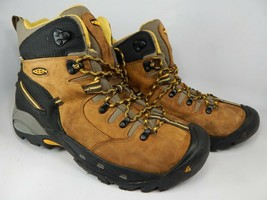 "Keen Pittsburgh 6"" Size US 12 M (D) EU 46 Men's WP Steel Toe Work Boots 1007025"