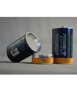 D SIZE POWER BATTERY DIVERSION SECRET SAFE / PILL CASE NEW - $4.86