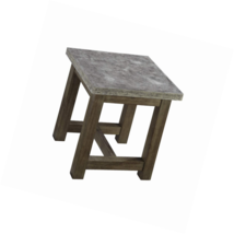 Home Styles 5133-20 Concrete Chic End Table - €170,29 EUR