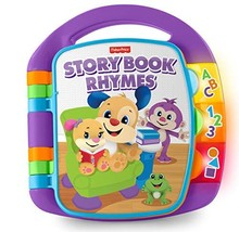 Fisher-Price Laugh & Learn Storybook Rhymes Book [Colors May Vary] - $21.90