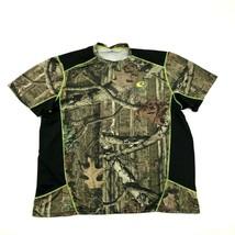Mossy Oak BREAK UP Infinity Camouflage Shirt Size 2XL 50 - 52 Loose Camo... - $16.88