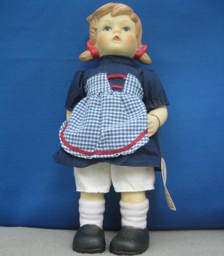 Toy Land Corporation Collector's Doll Girl