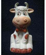 Bull Collectible Bell Cow  - $7.00