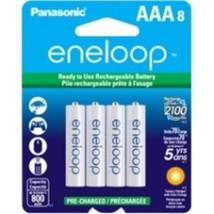 Panasonic eneloop General Purpose Battery - For Multipurpose - 8 / Pack - $29.05