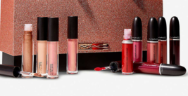 MAC Collector of the Stars NYMPHETTE Lipglass Lip Gloss Soft PINK Shimme... - $20.50