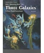 Three Galaxies : Rifts Dimension Book Six - Palladium Books - Carl Gleba... - $14.89