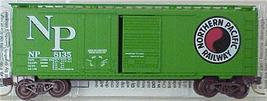 Micro Trains 22090 NP 40' Boxcar 8135 - $20.25