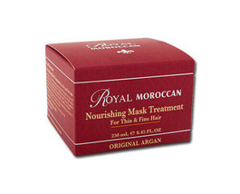 Royal Moroccan Nourishing Hair Mask 8.45oz 250ml - $18.76