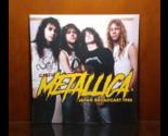 "Metallica- Japan Broadcast 1986 12"" Vinyl Record x 2LP - £25.44 GBP"