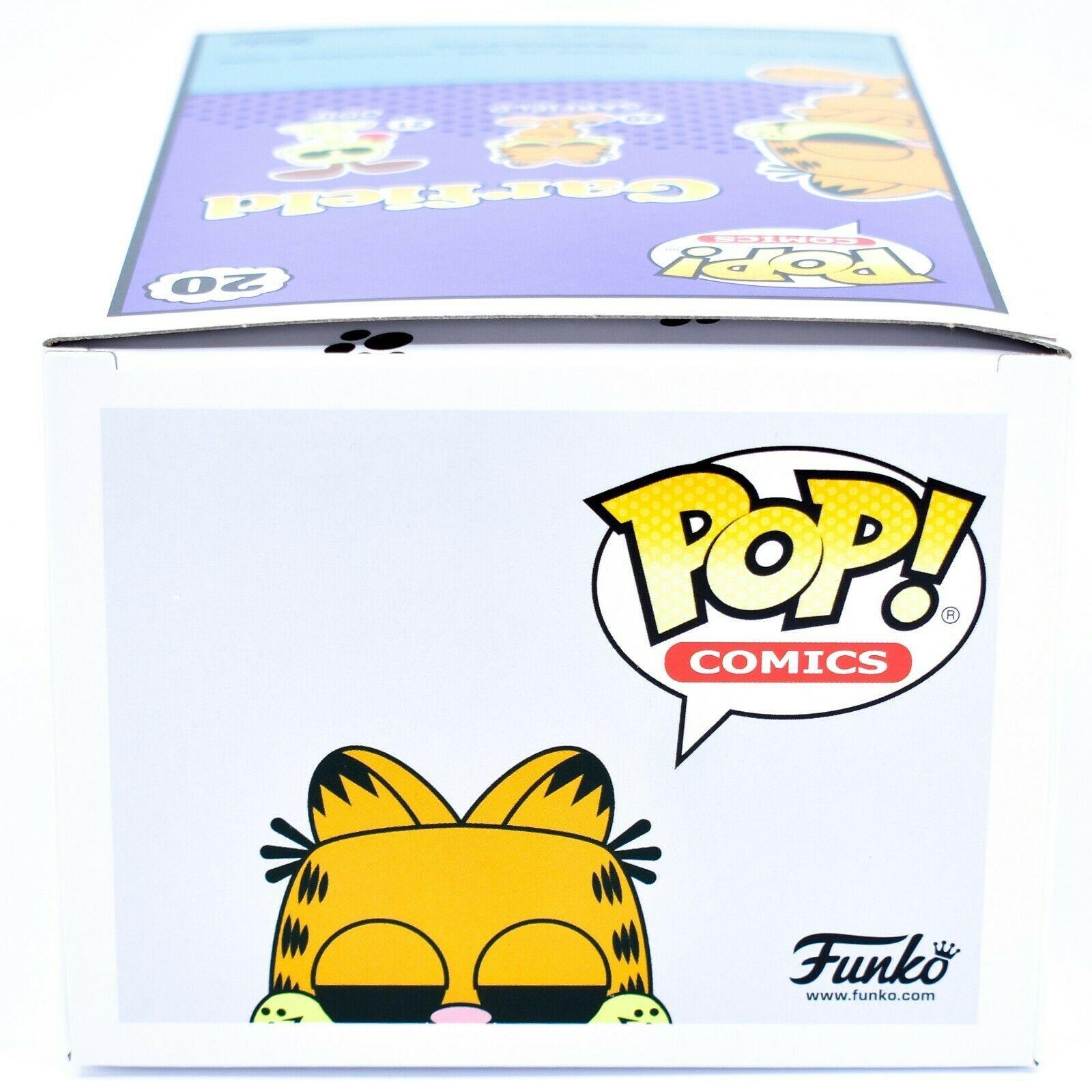 Funko Pop Comics Garfield 20 Vinyl Action Figure