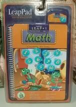 LeapPad Math Preschool Grade 1 - $9.99