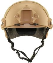 Army Hat Tactical Outdoor Fast MH Type Helmet Hunting Protection Gear  S... - $53.98