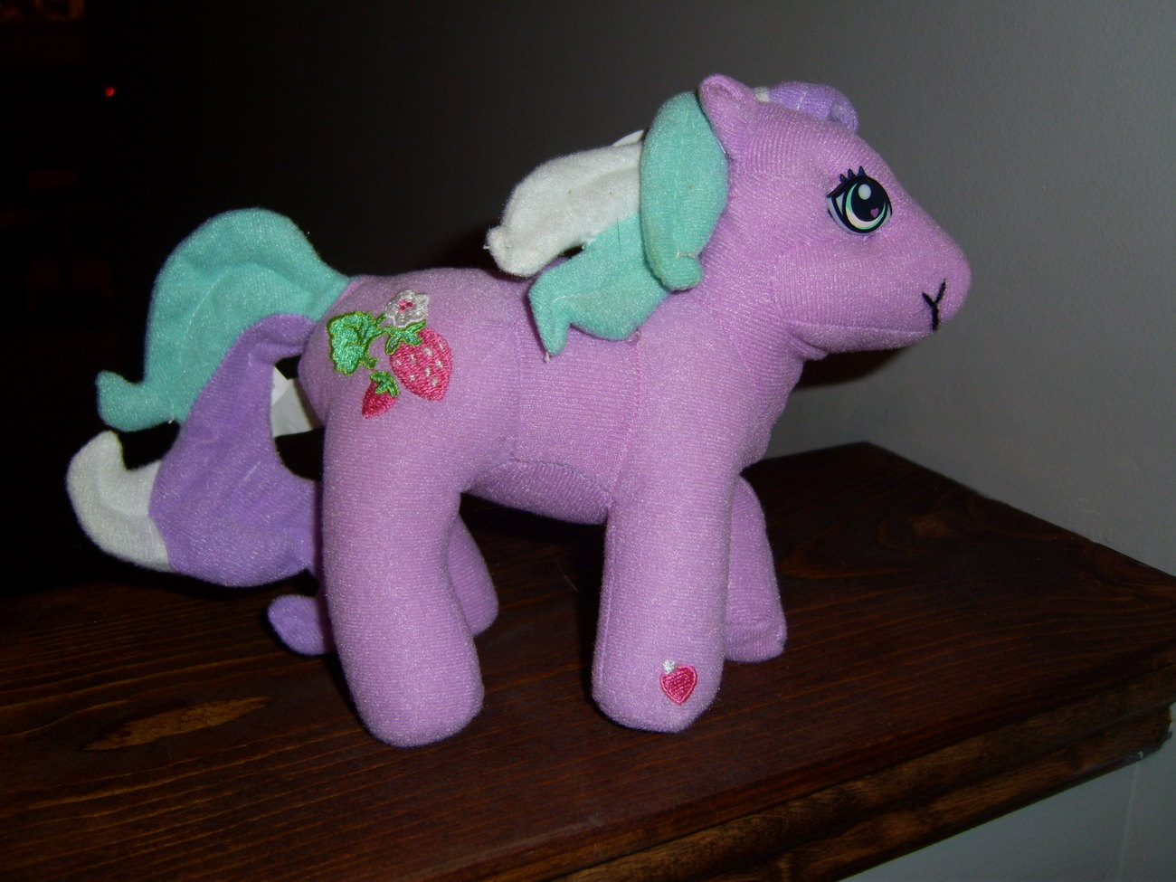 My Little Pony NWT plush Sweetberry