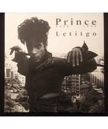 Prince Letitgo 12 inch Remix LP - $25.00