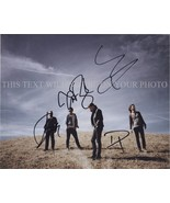 IMAGINE DRAGONS BAND GROUP SIGNED AUTOGRAPH 8x10 RP PHOTO  - $19.99