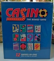 Casino the Board Game by Hansen - $12.99
