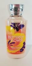 Bath & Body Works BUTTERFLY FLOWER Shea & Vitamin E Body Lotion  8 oz - $10.00
