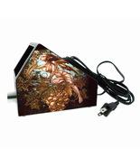 Digital Display Herbal Vaporizer Skin010 Fairy Skull - $36.24